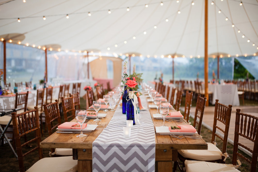 Tent Weddings -