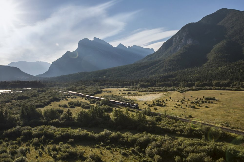 Image from Rocky Mountaineer