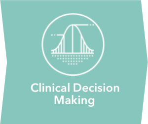 Treatment selection, monitoring and diagnosis. -