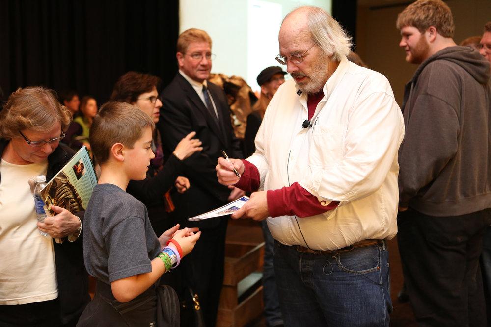 Jack Horner, Paleontologist and Jurassic Park contributor