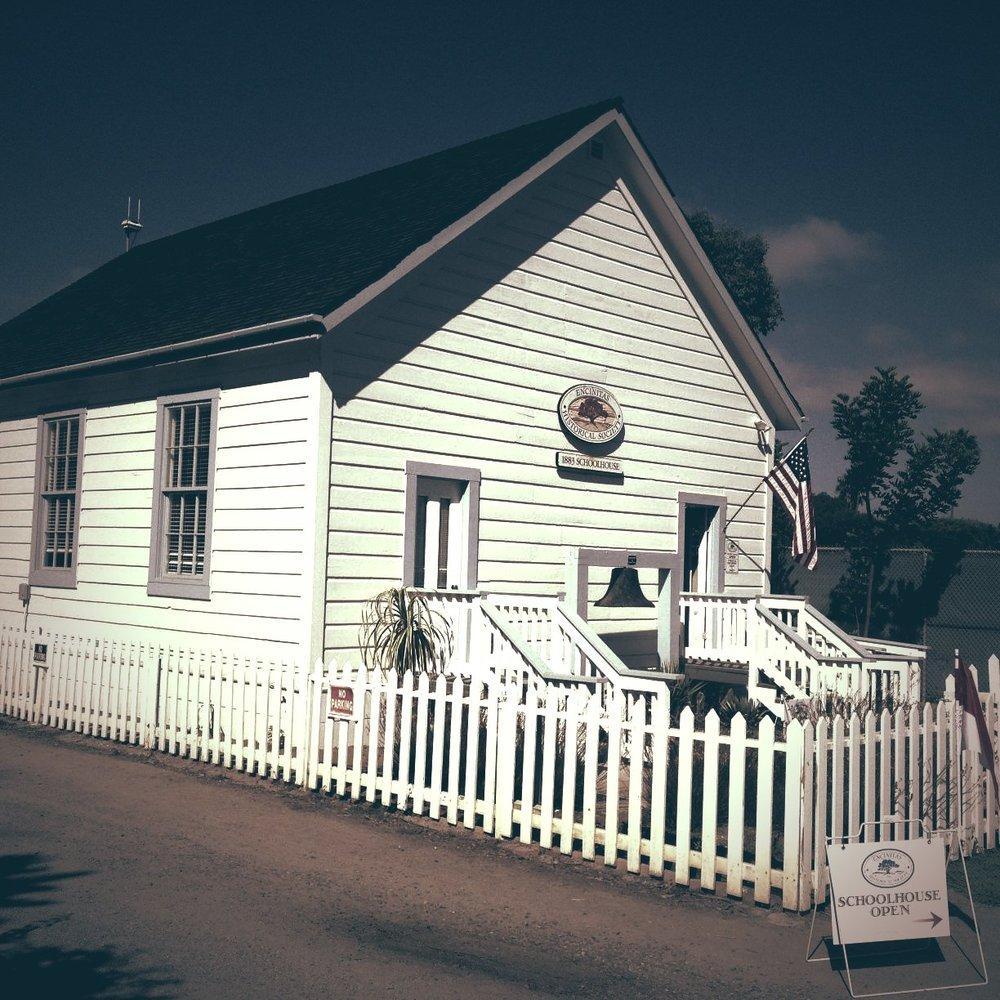 Old School House, Encinitas Walking Tour