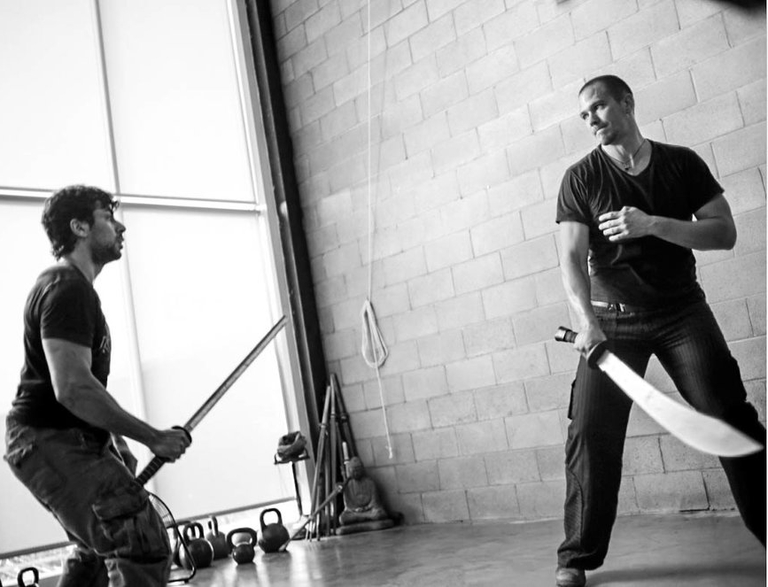 Mark is passionate about coaching fitness and circular strength training. He is always finding new ways to apply his knowledge of training science. Mark's passion for design and aesthetic beauty is evident in the results of his coaching of tactical fitness, aerial fabric, physical combat, and sword fighting. Mark is based out of Los Angeles, California. His main client base is professional athletes and the Hollywood elite. Mark has been contracted to travel around the world and train some of Hollywood biggest stars for various A list movies.
