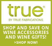 True Fabrications Ad