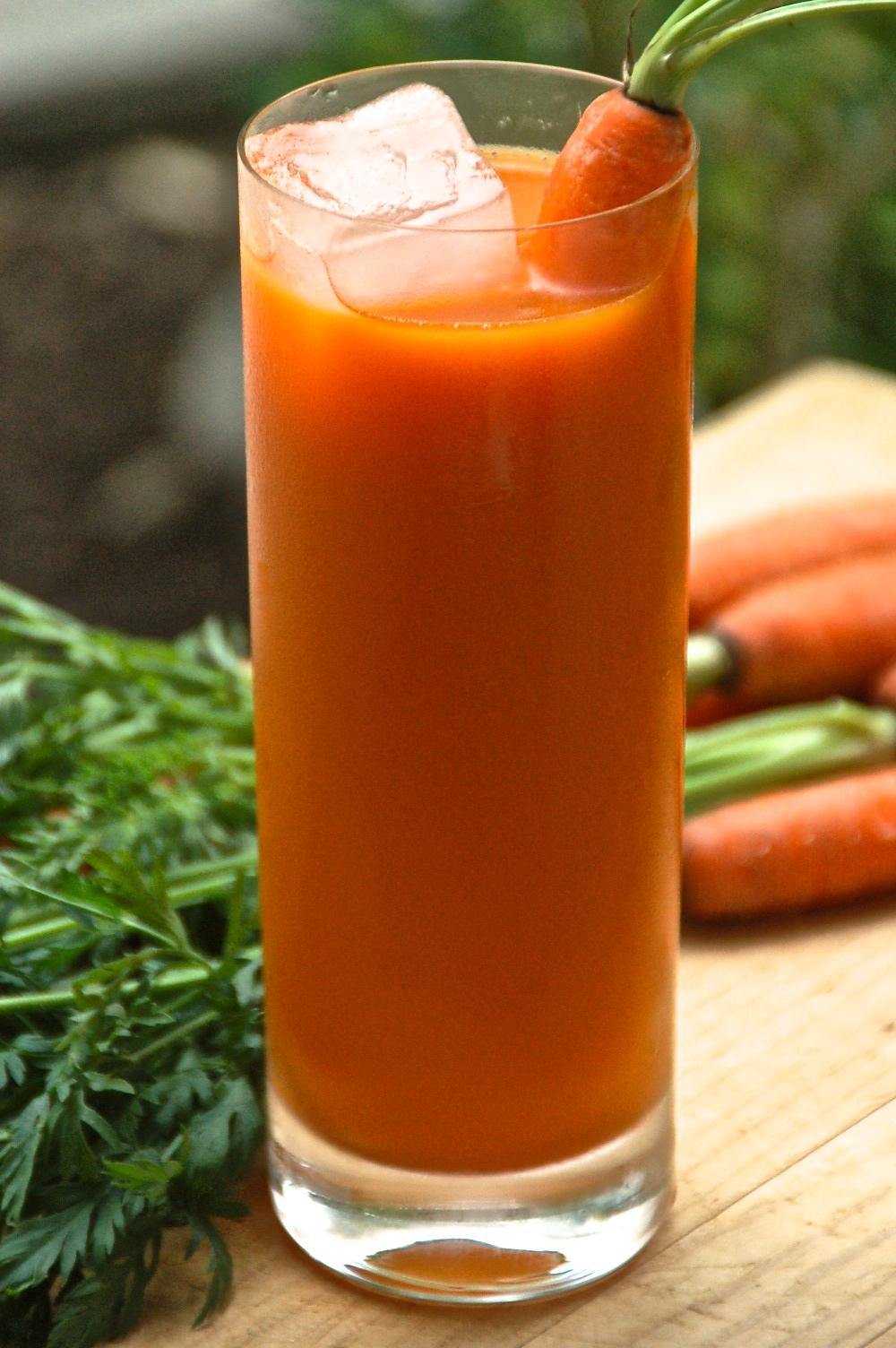 Carrot Mezcal