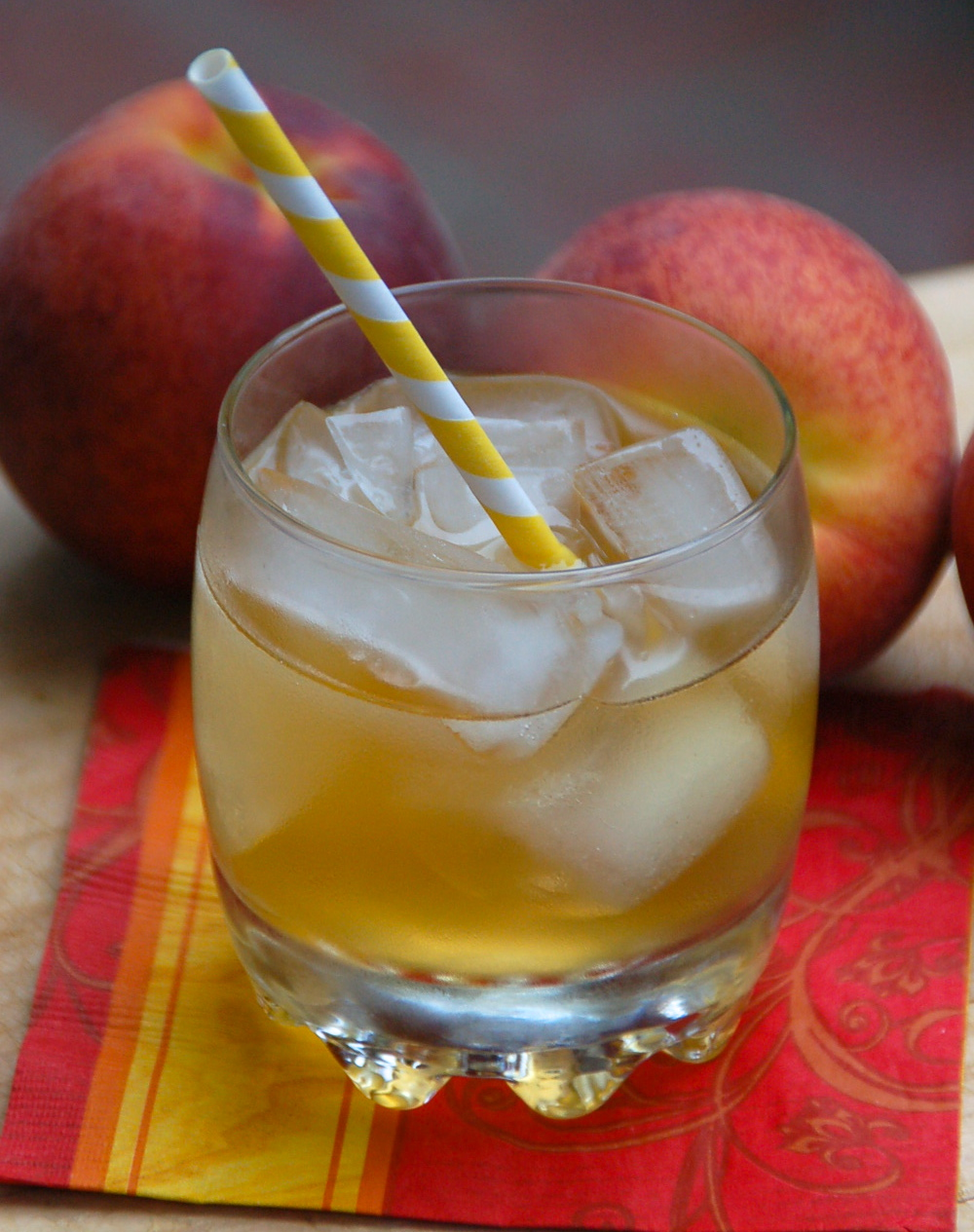 Fireball Peach
