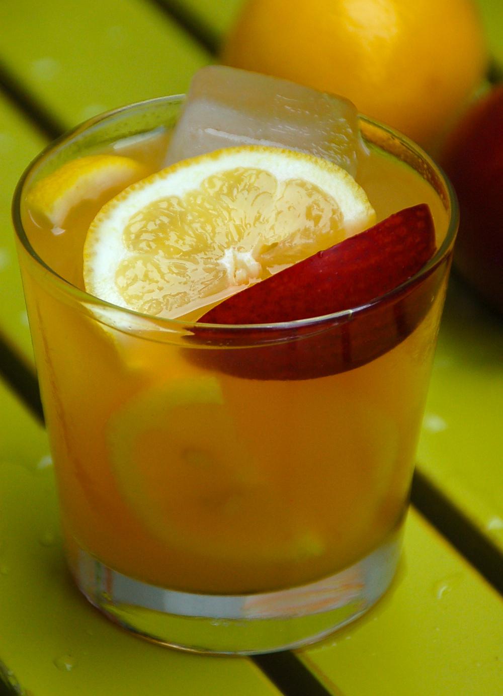 Vodka Ginger Plum