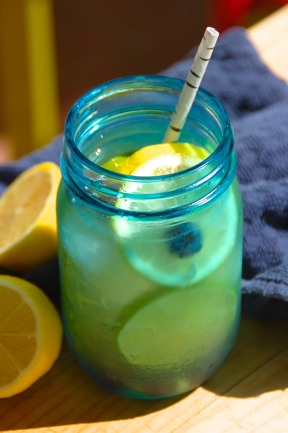Rye Lemon Lime
