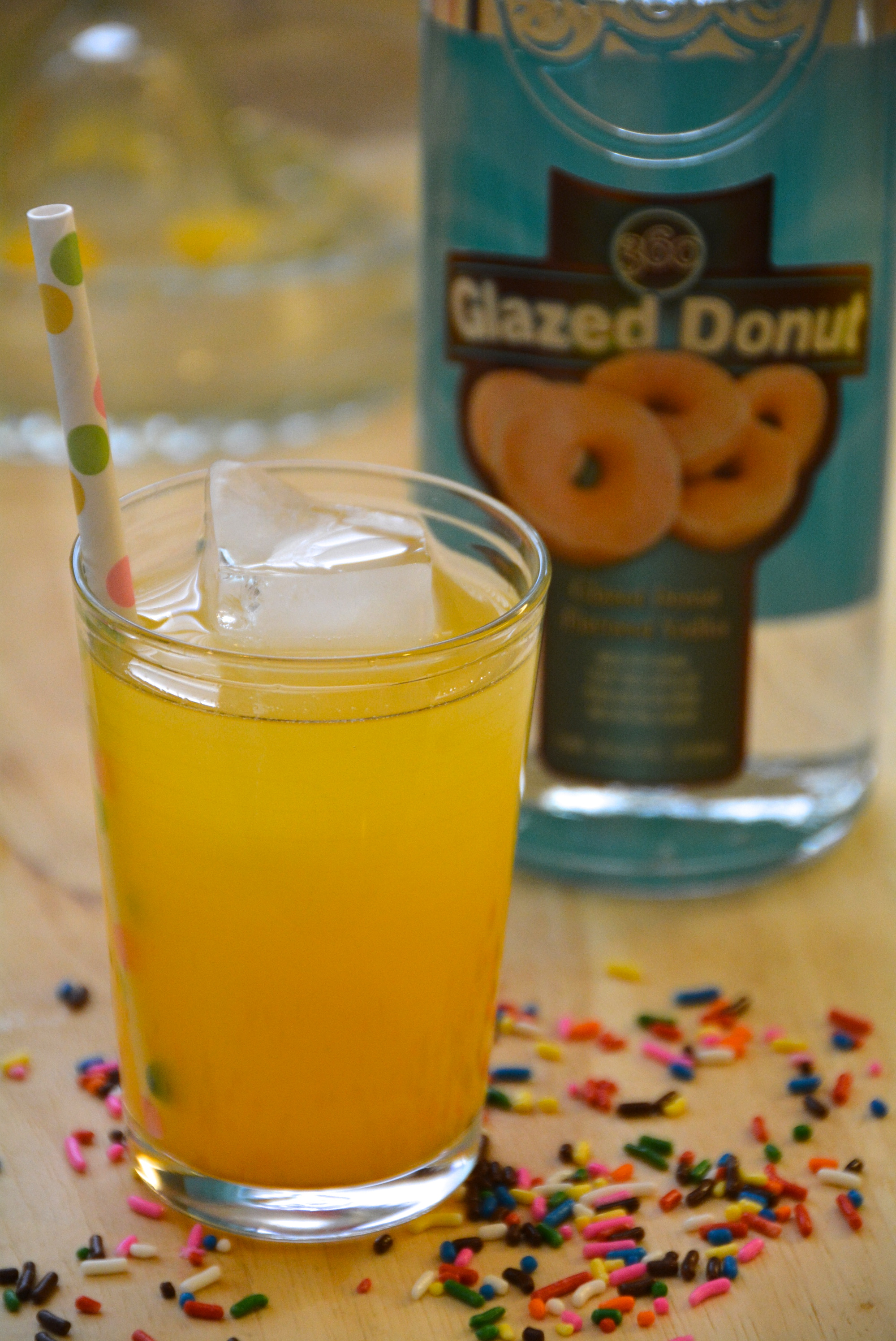 Fresh Squeezed Donut