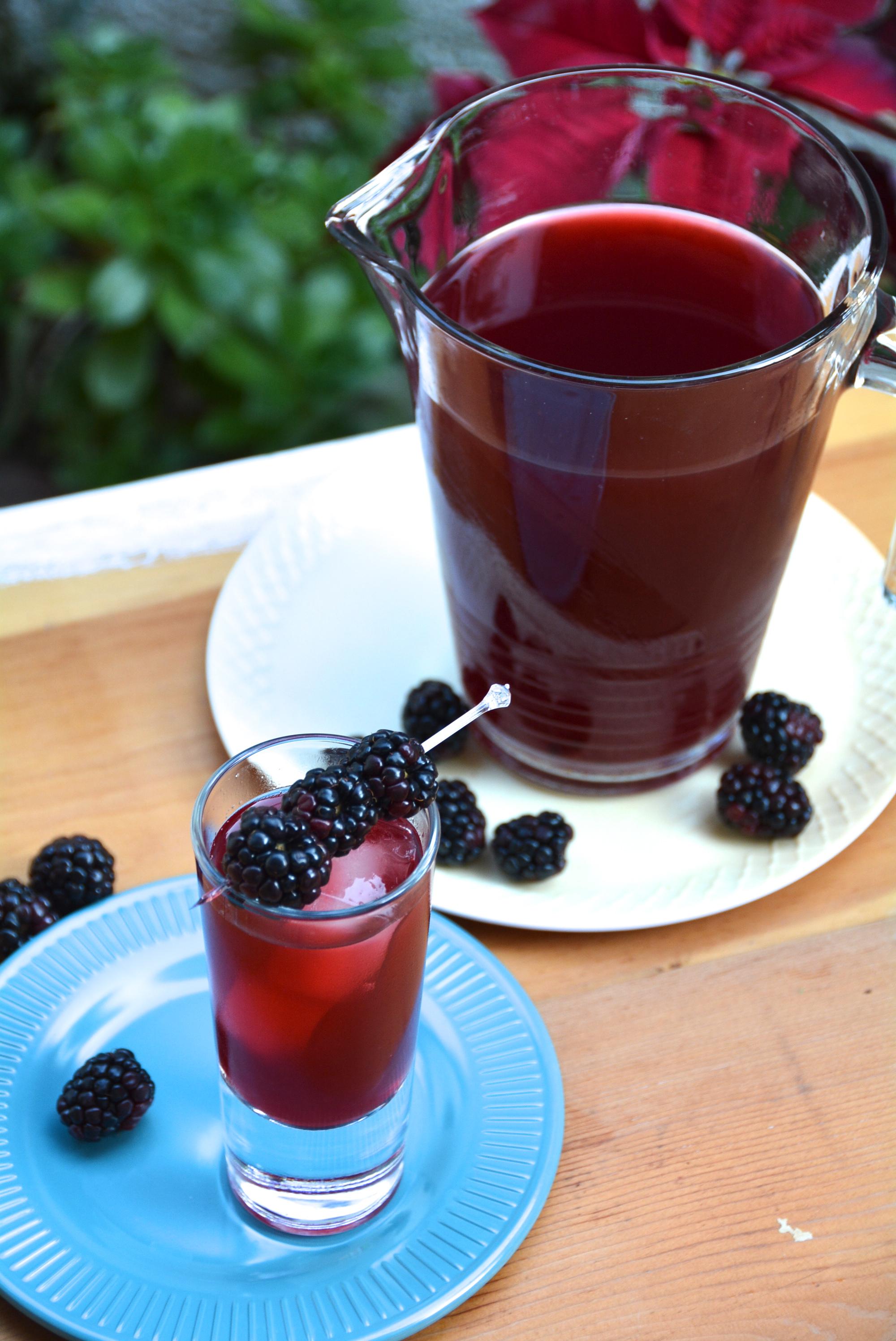 Spiced Rum Cranberry 2