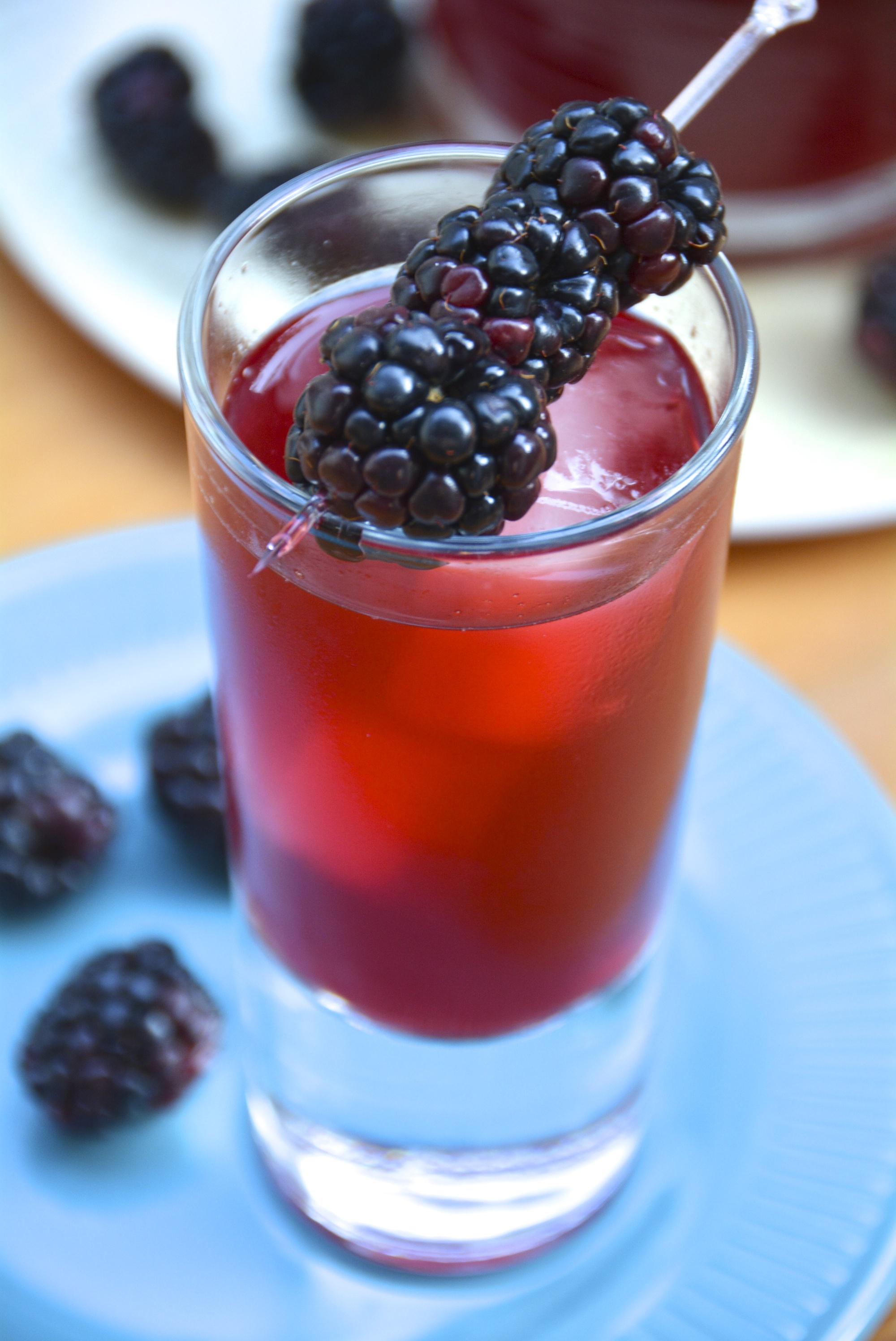 Spiced Rum Cranberry