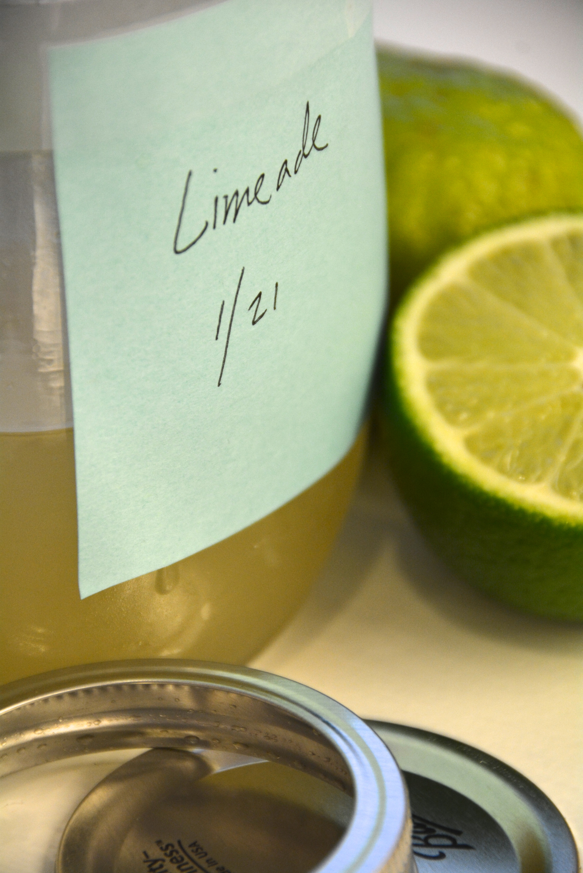 Keep the Date on Limeade