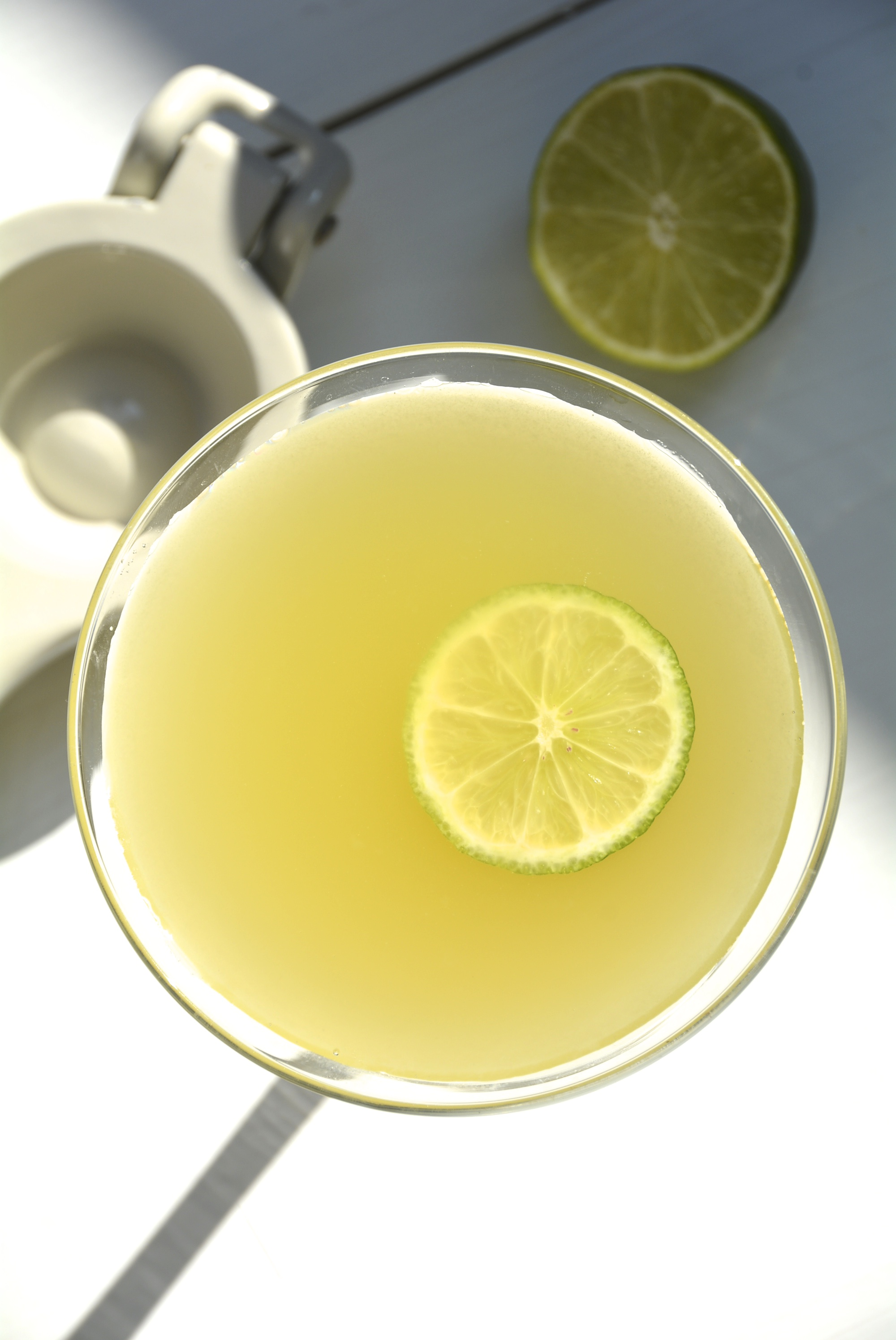 Key Lime Martini 2