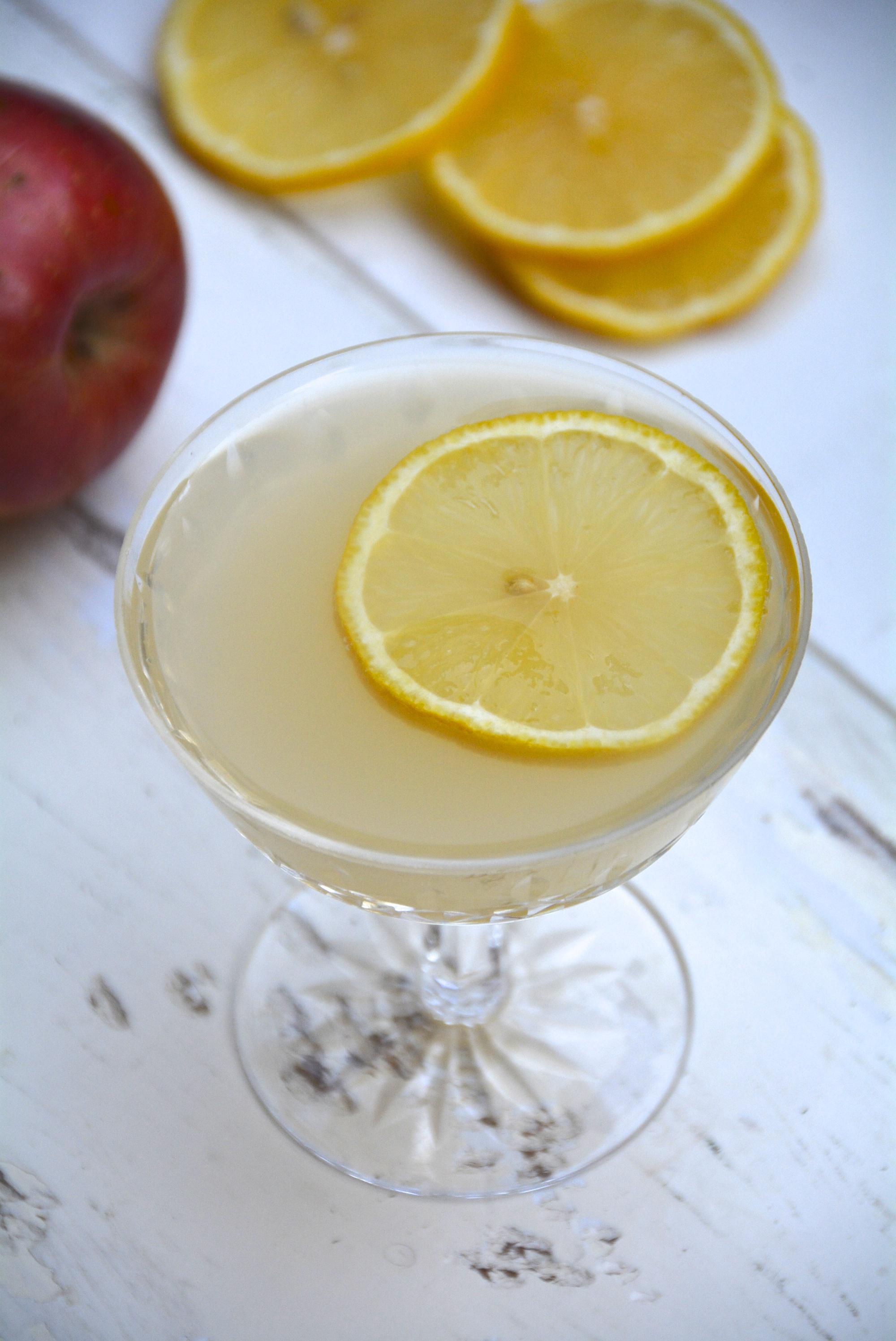 Gin Shrub