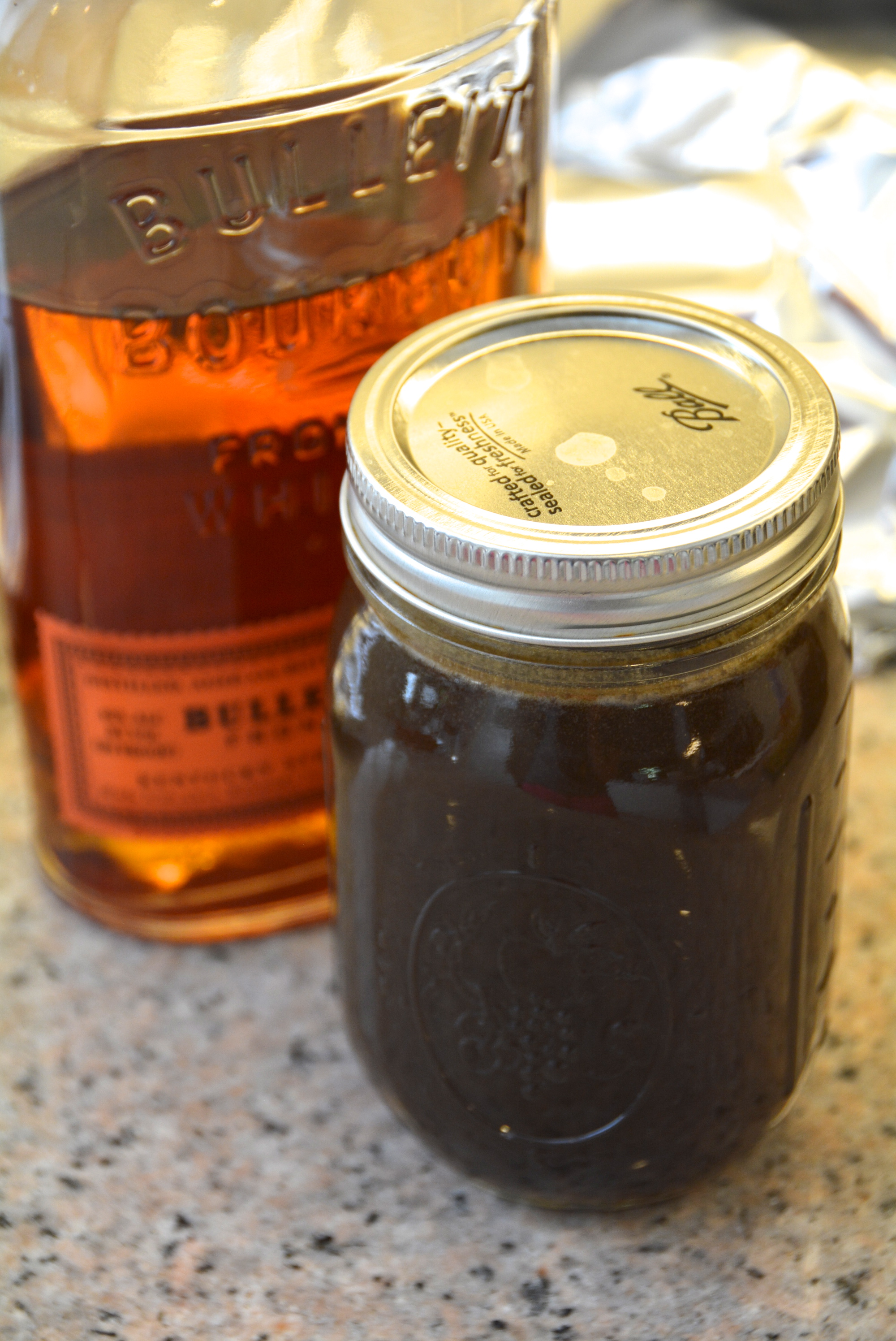 Bourbon Sauce 4