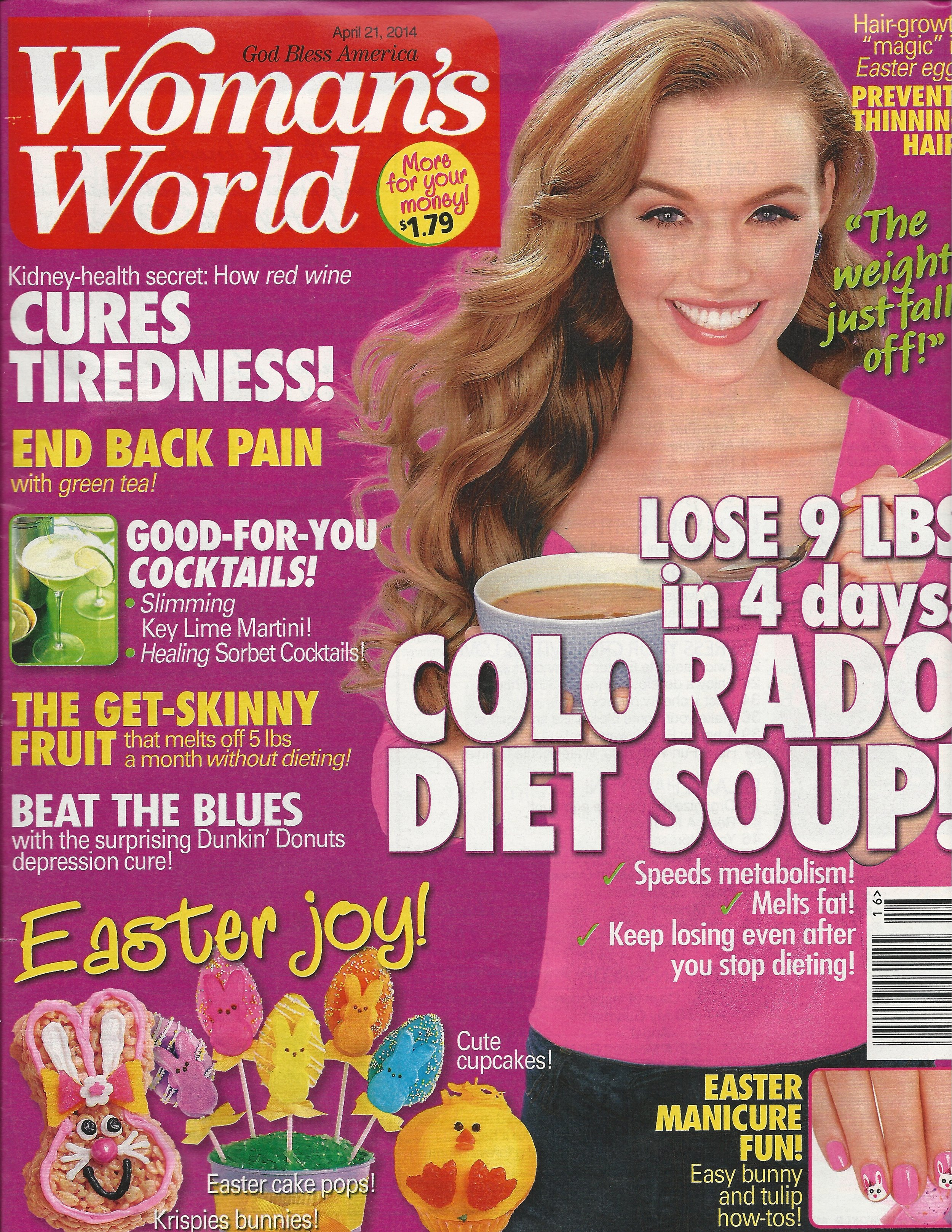 Woman's World 1