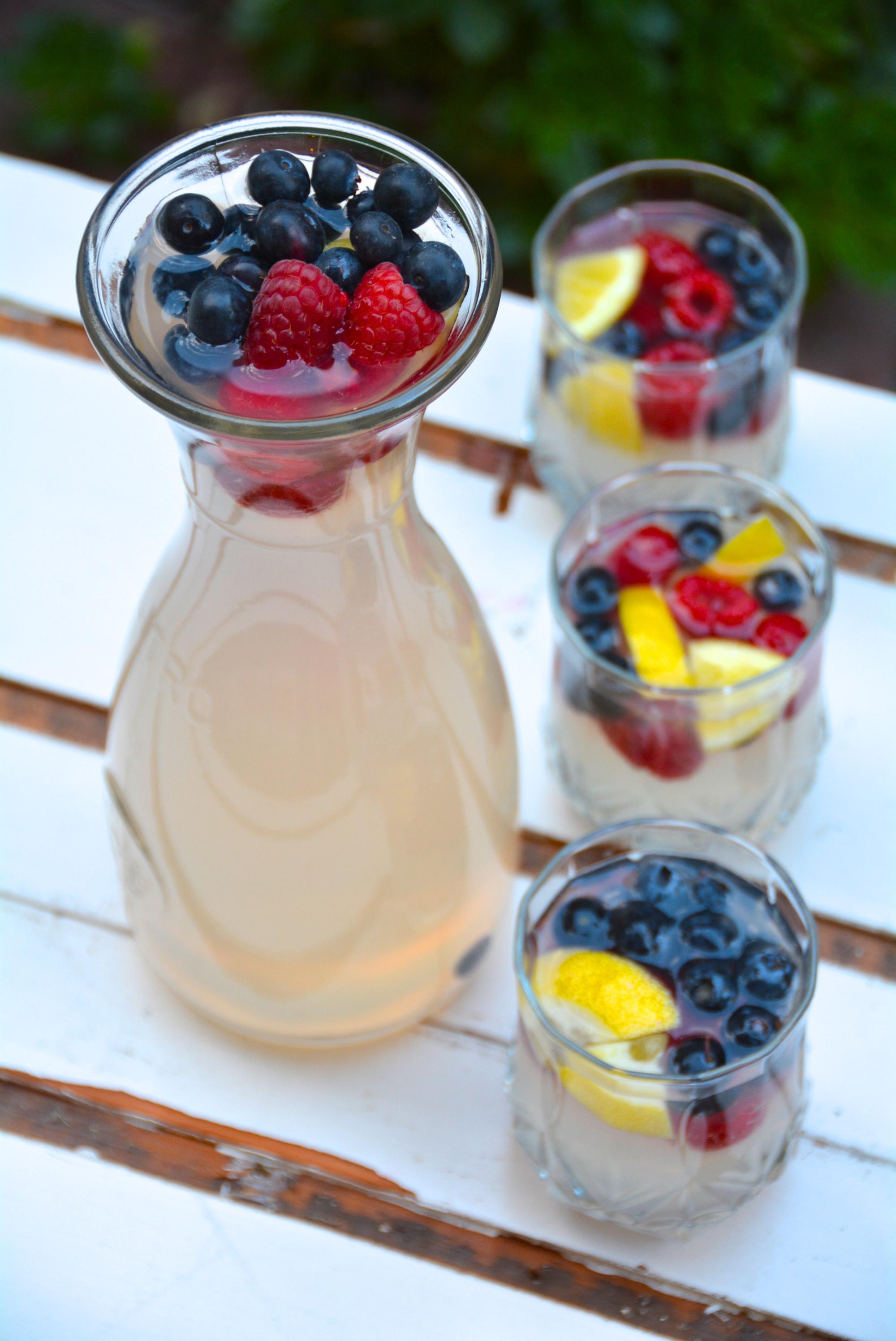 Hard Rum Lemonade 1
