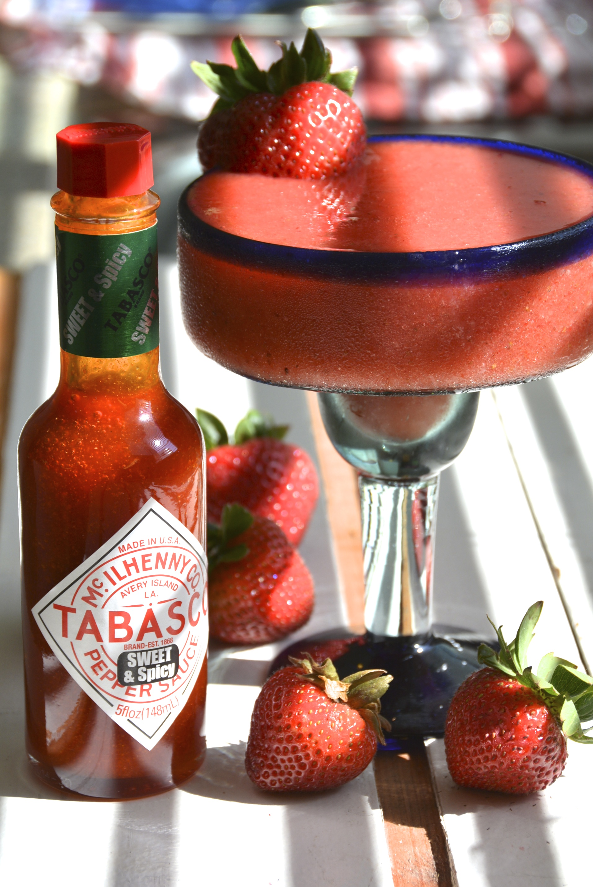 Tabasco Sweet & Spicy 1