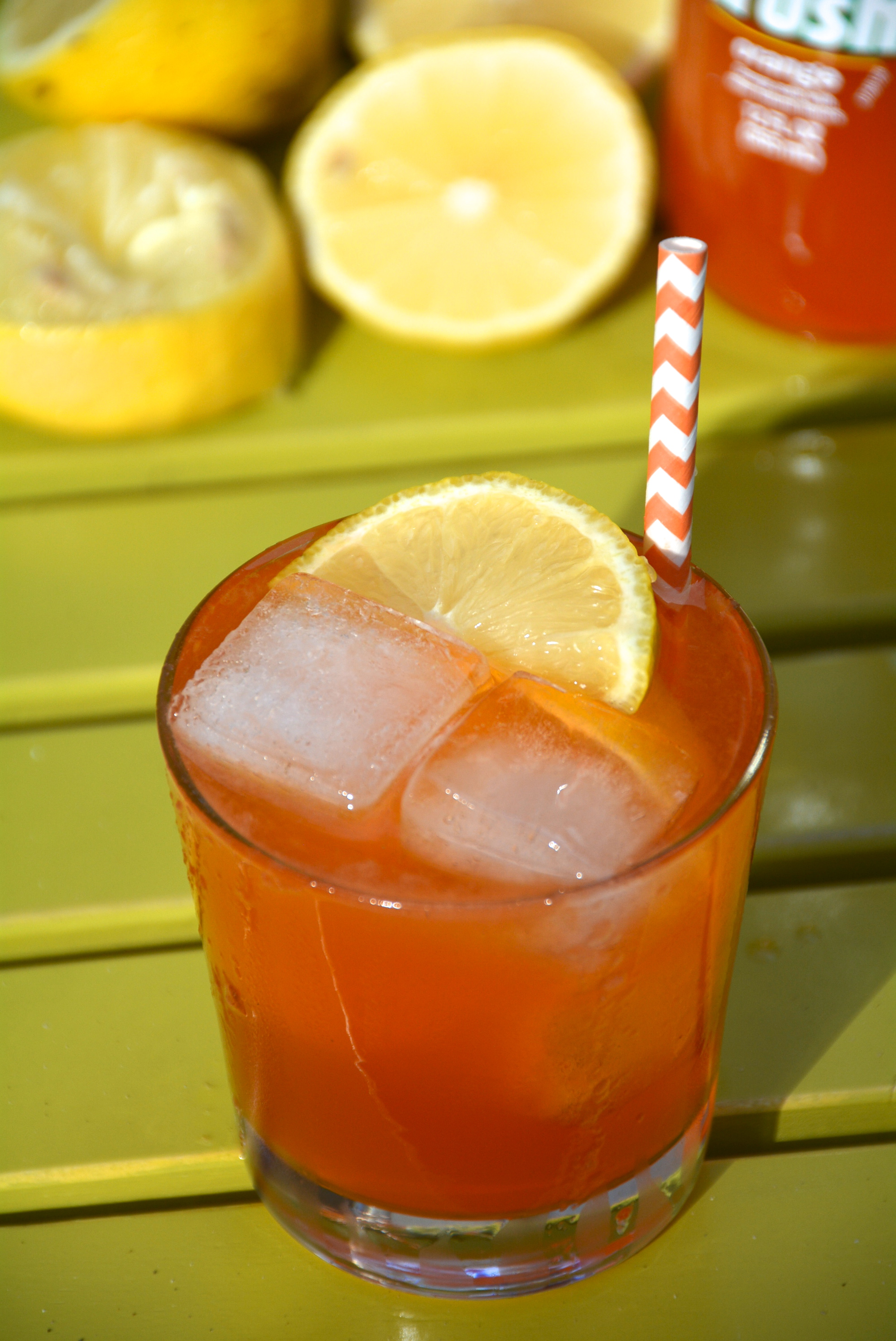 Orange Soder Crusher