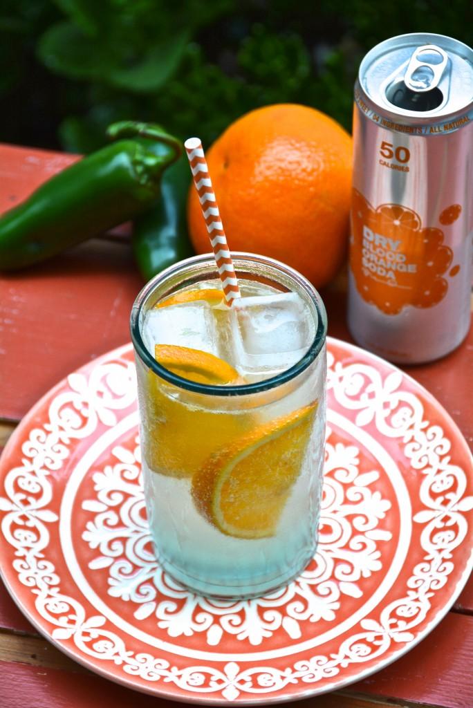 DRY Orange Soda