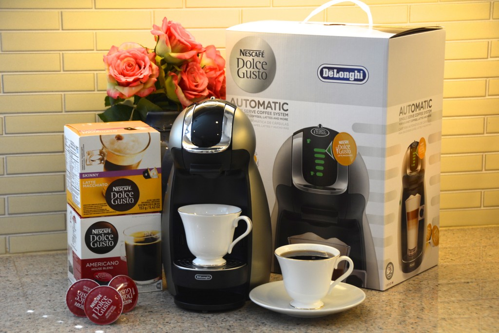 Nescafe Dolce Gusto Giveaway