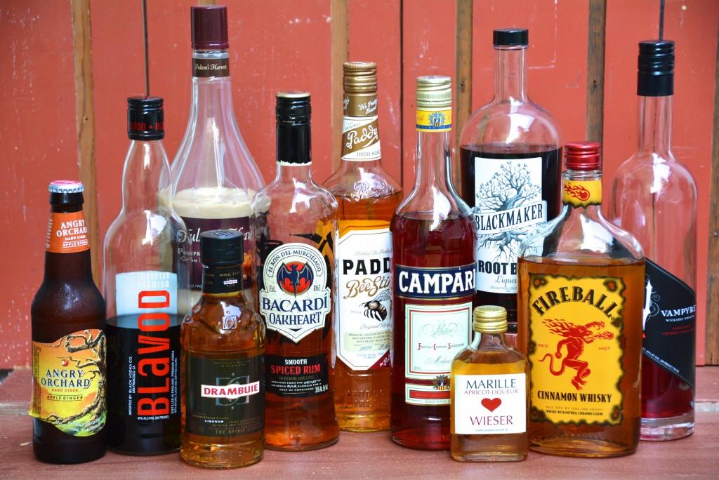 October Bottles 2014