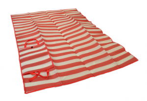 Red Travel Mat