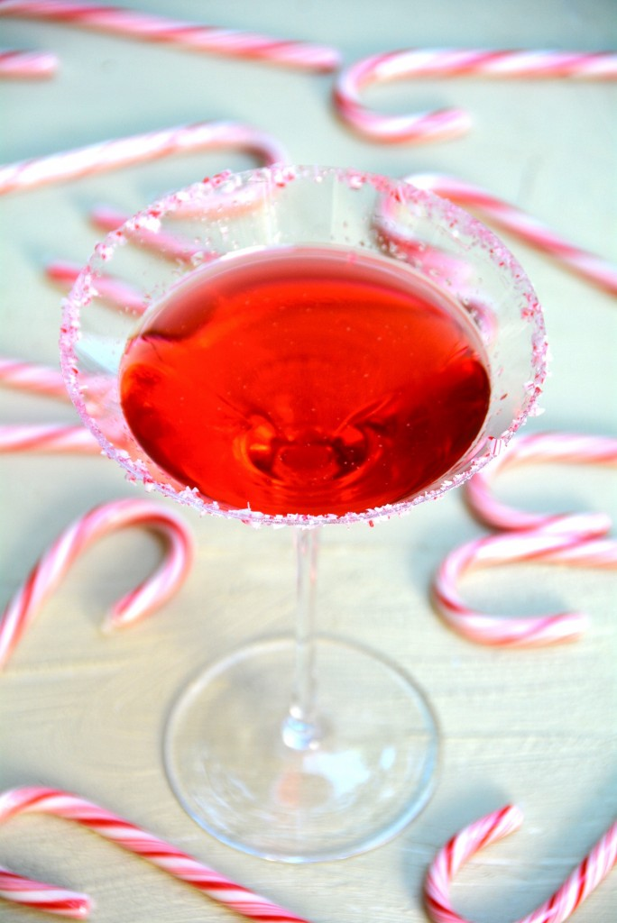 Candy Cane Martini_3