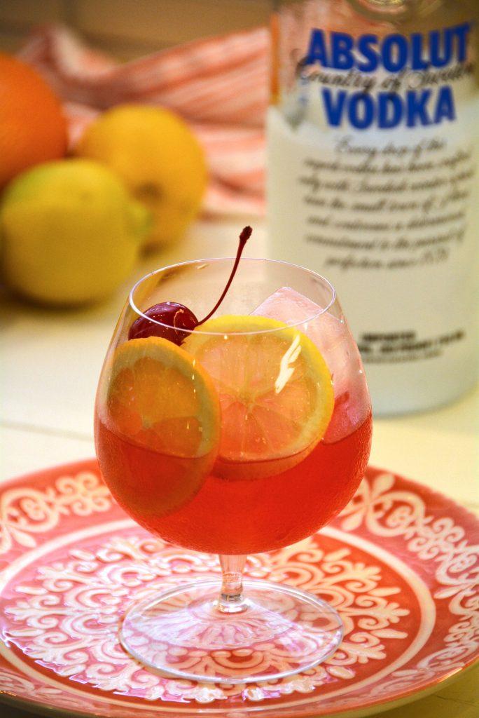 Florida Beach Cocktail