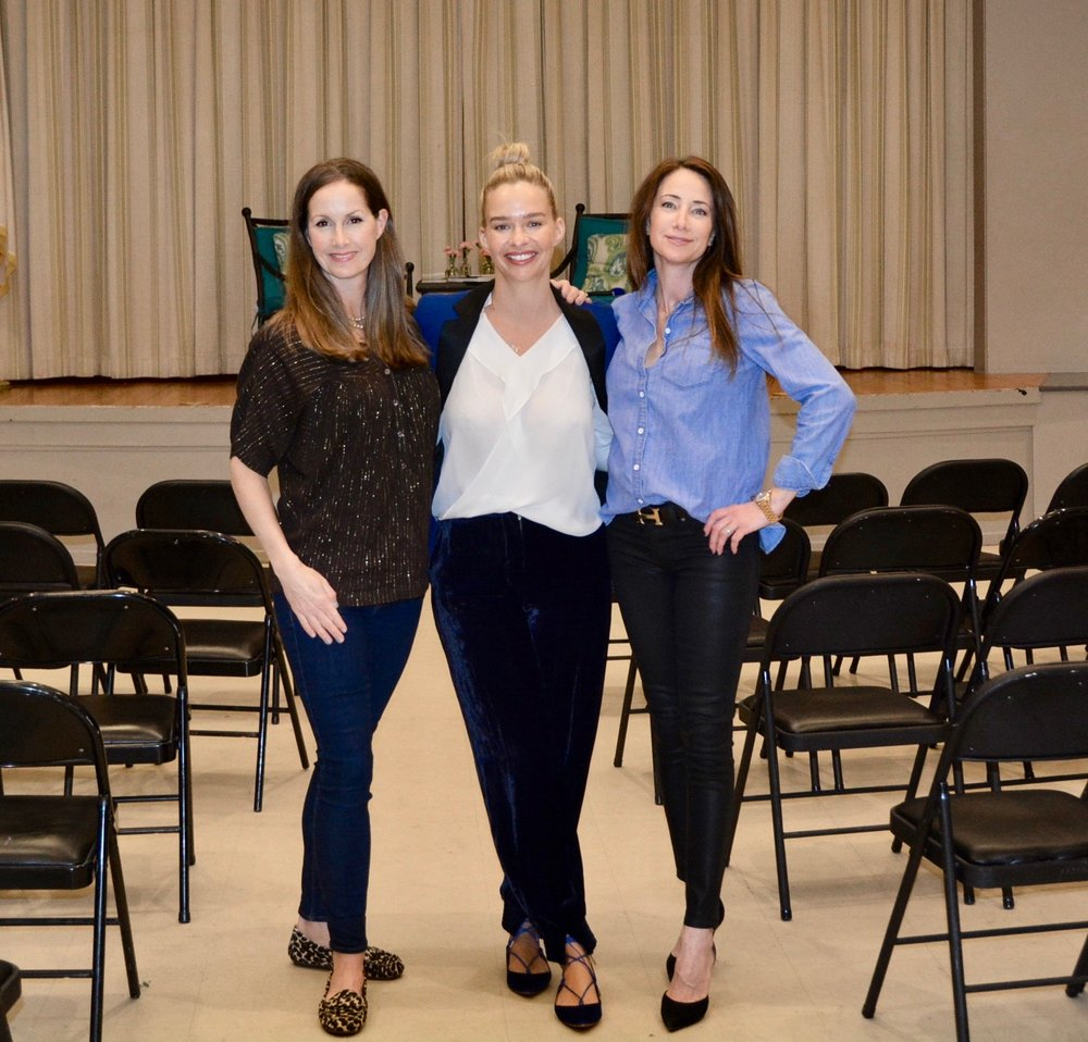 Jordan Catapano (co-owner of This Girl Walks Into a Bar), Marissa Hermer (owner of The Draycott) , and Dana Goldstein (Founder of Success Becomes Her)