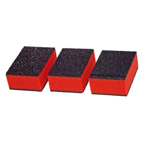 06082 - Orange Foam - Black Grit 80/100 06026 - Orange Foam - Black Grit 100/180