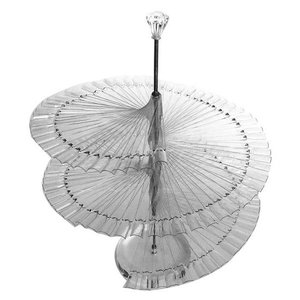 10123 - Umbrella 120pcs/set #(Clear) 50 sets/case