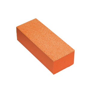 06077 - Orange Foam - 60/80 06078 - Orange Foam - 80/80 06079 - Orange Foam - 100/100  500 pcs/case
