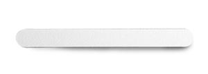 """Mini Disposable Nail File 5 """" - White Sand   07037 - Extra Coarse 80/80 07038 - Extra Coarse 80/100 07039 - Coarse 100/100 07040 - Fine 180/180  50 pcs/pcks, 100 pks/case"""