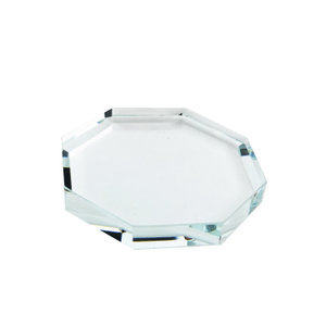04579 - Glue Stone - Octagon Crystal  100 pcs/case