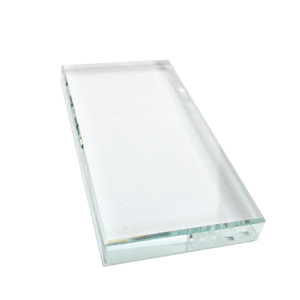 04580 - Glue Stone - Rectangle Crystal  100 pcs/case