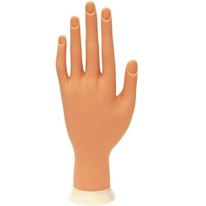 10031 - Soft Practice Hand#  50 pcs/case