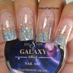 1101-0661 - Cre8tion - Nail Art Effect 03 Galaxy - 1g