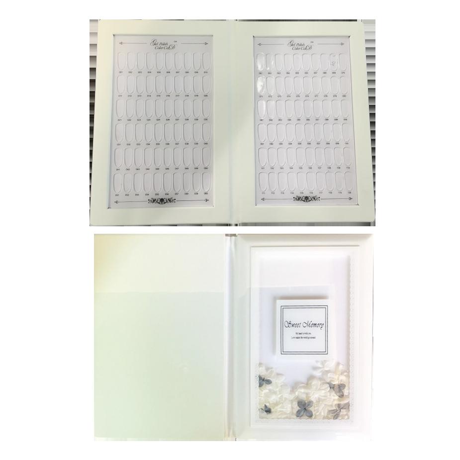 10335 - Material 120 Tips #Book - JJPB-006 30 pcs/case