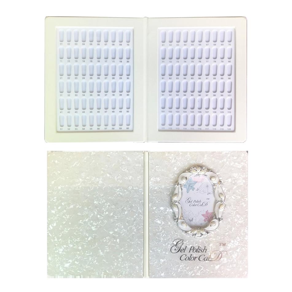 10366 - Material 120 Tips #Book - JJPB-005 30 pcs/case