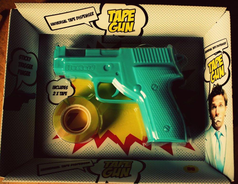 cc tape gun