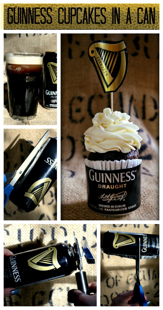 Guinness cupcakes from beer-crafts.com