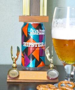 Hipster Trophy details