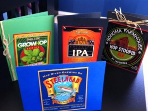 Beer cards from thebeergeek