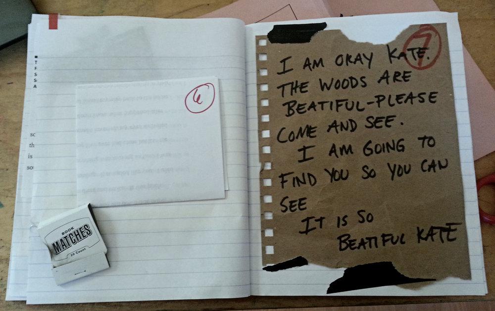 distressed slenderman letters www.twobeeindustires.com