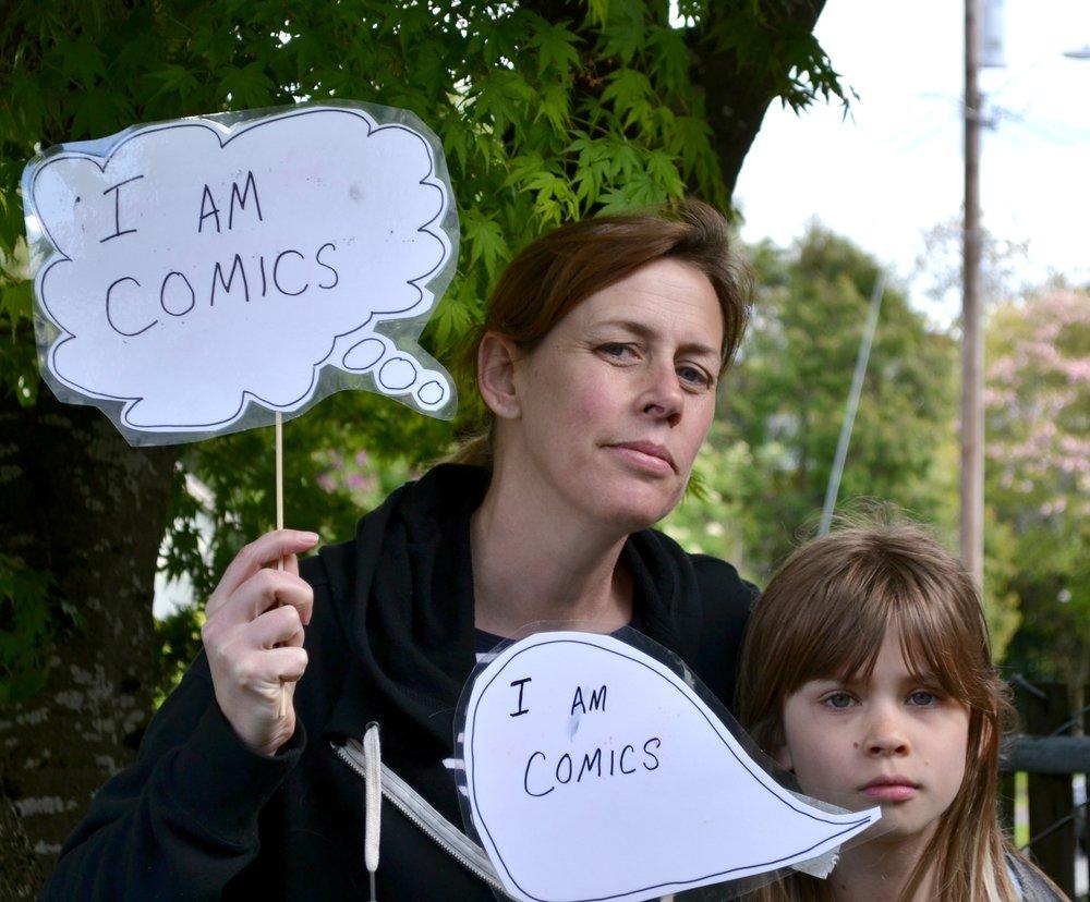 I am comics
