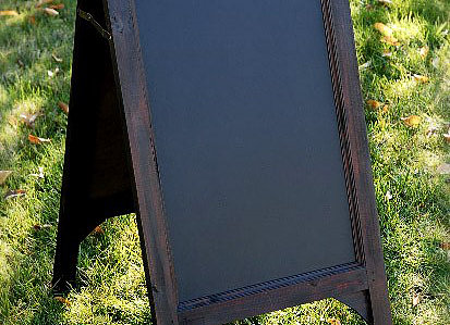 Medium Easel Chalkboard, $15