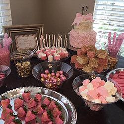 Candy Buffet Serving Set, $15