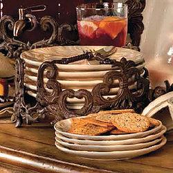 Plate Holder, $7