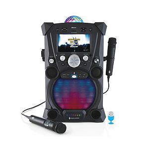 Singing Machine Bluetooth Karaoke & Entertainment System, $100