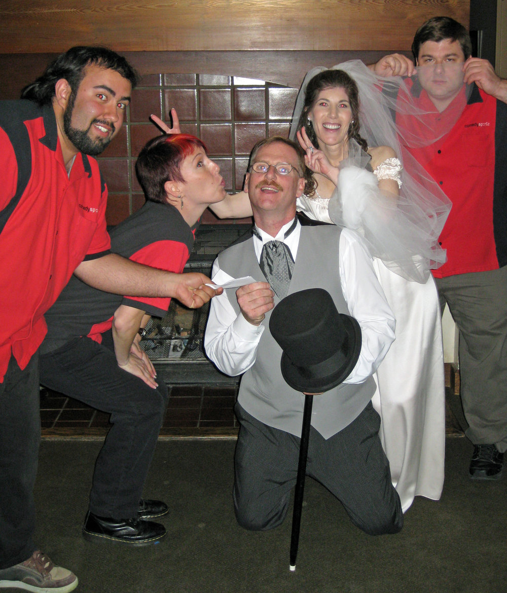 CSZ SACRAMENTO PROVIDES PRIVATE IMPROV COMEDY SHOWS FOR ALL TYPES OF EVENTS